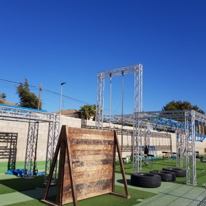 OBSTACLE BOX ZONE